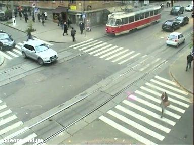 Улица Полтавская в Киеве
